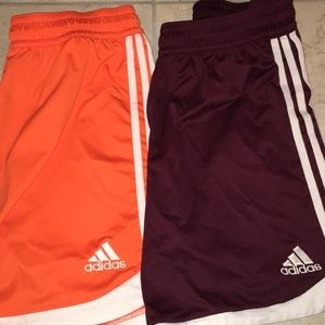 adidas Shorts - Adidas Soccer Athletic Shorts